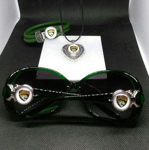 Accessories - Jacksonville Jaguars Sunglasses Set